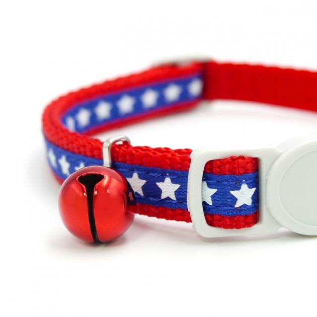 美國星星貓項圈 4